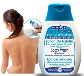 Aqua® Total Hygiene Cleaning Lotion, 250 ml SAS Cleanis