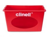 Dispenser for sporicidal packs Clinell, wall-mounted GAMA Healthcare