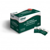 2% chlorhexidine and 70% alcohol wipes Clinell, 240 pcs. GAMA Healthcare