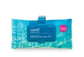 Carell wipes for patient care with clip, 40 pcs. GAMA Healthcare