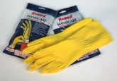 Cleaning gloves, YELLOW Van Oostveen Medical B.V.